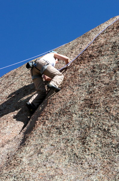 Rock Climbing Photo: Day 3