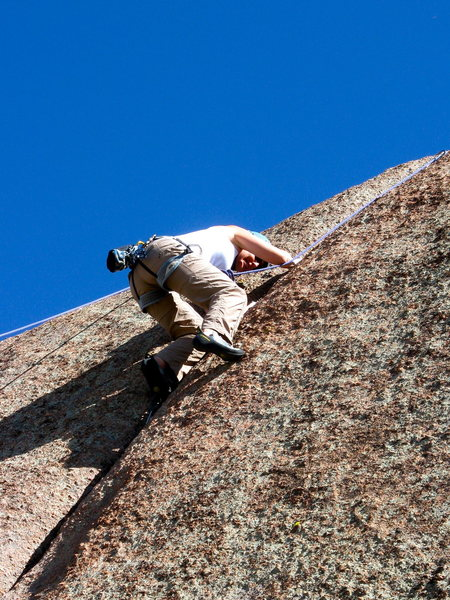 Rock Climbing Photo: Day 3 cont