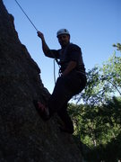 Rock Climbing Photo: STARTING MY ROCK CLIMBING LIFE WITH THE BEST IN TH...
