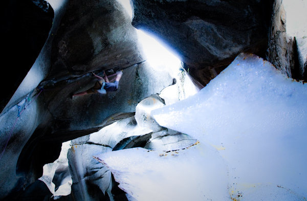 The Vampire, F.A. Gear, Aspen Colorado