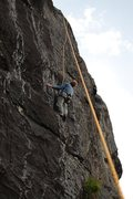 Rock Climbing Photo: The Archangel Valley of Hatchers Pass with Jared f...