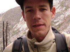 Rock Climbing Photo: it's me