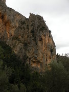 Rock Climbing Photo: Continuing from the other photo, a clearer view of...