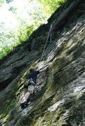 Rock Climbing Photo: False Modesty