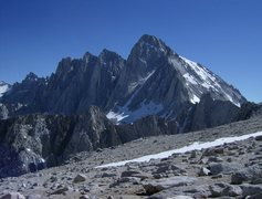 Rock Climbing Photo: An East Ridge descent offers excellent views. And ...