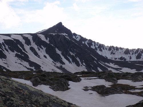 Pacific peak.