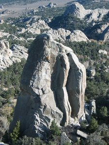 Rock climb fall line city of rocks fall line unknown climber freerunsca Image collections