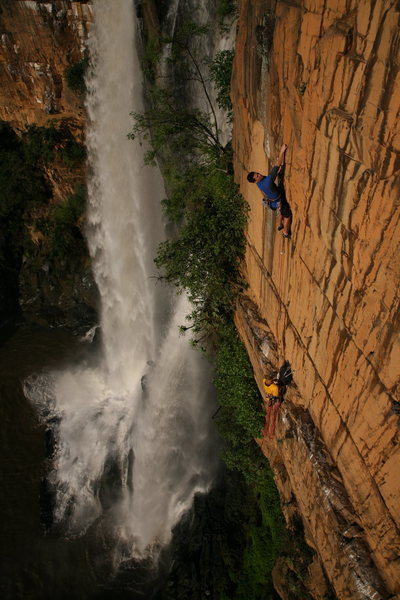 Rock Climbing Photo: Waterval Boven, South Africa
