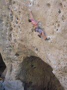 Rock Climbing Photo: Urban Struggle Crux.