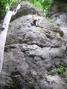 Rock Climbing Photo: Bonerific