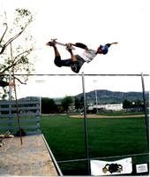 Rock Climbing Photo: the old skate park in Boulder