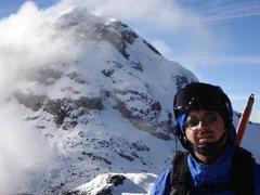 Rock Climbing Photo: Ecuador - Iliniza Sur.