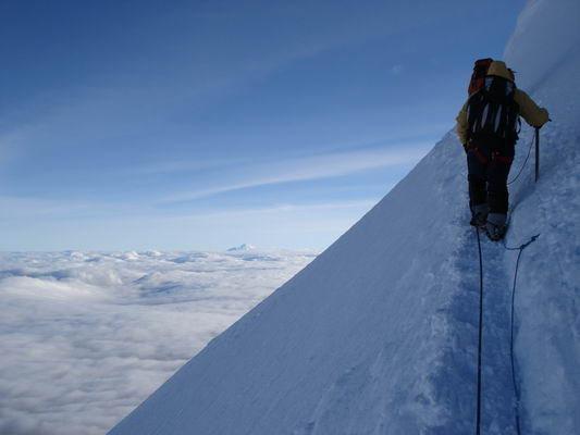 Rock Climbing Photo: Volcan Cotopaxi
