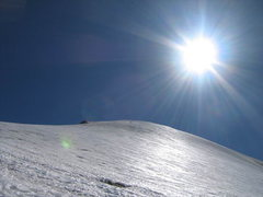 Rock Climbing Photo: Peak Orizaba - Mexico country summit
