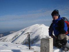 Rock Climbing Photo: Gallarraga, winter ascent
