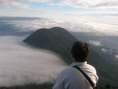 Rock Climbing Photo: Volcan Toliman