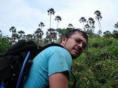 Rock Climbing Photo: Christian Rodriguez - Mount Margareth