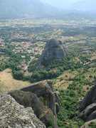 Rock Climbing Photo: The northern side of Doupianifels is easily identi...