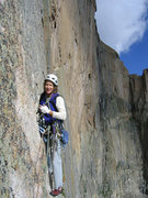 Rock Climbing Photo: Casual Route 2007