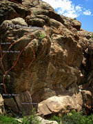 """Rock Climbing Photo: Photo beta for """"More As Than Is."""""""