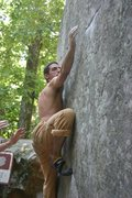 Rock Climbing Photo: Slabolicious, HP40, Alabama