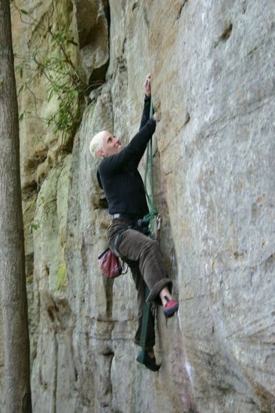 Rock Climbing Photo: Kat RRG, Kentucky