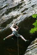 Rock Climbing Photo: Lew Creature Feature, RRG, Kentucky