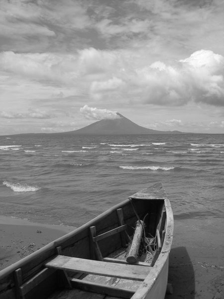 Lago De Nicaragua...largest freshwater lake in the world.