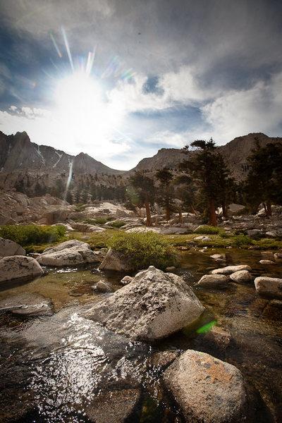 Sierra stream