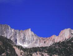 Rock Climbing Photo: Third Pillar Dana