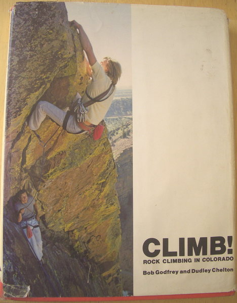Rock Climbing Photo: climb cover
