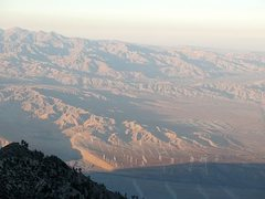 Rock Climbing Photo: The view from just past The Conspiracy Boulder, Tr...