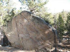 Rock Climbing Photo: Chinmey Rock, Tramway