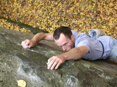 Rock Climbing Photo: Steve Day in 2004. God, what happened to you man?!...