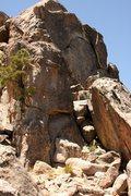 Rock Climbing Photo: Eight Second Ride, 5.8