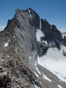Rock Climbing Photo: The East Ridge and North (or Northeast) Face of Mt...