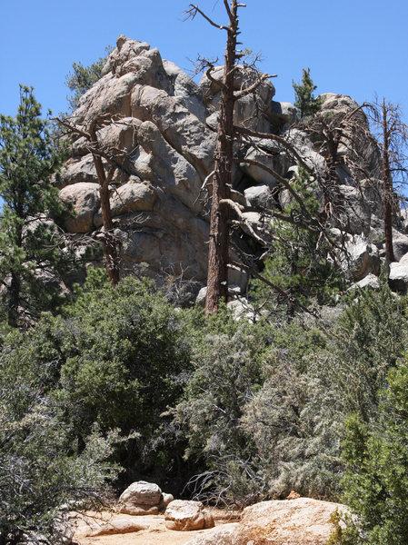 Stone Wall, at HVP