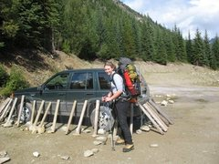Rock Climbing Photo: Ready to go for 12 days in the Bugs!! Yeehaw!  Som...