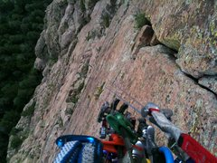 Rock Climbing Photo: Tricams are the Best!!