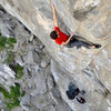 Original Sin, 11b, Riverside Quarry<br> Photo: Louie Anderson