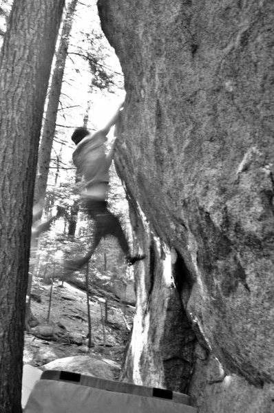 last move to the top with a cool feet cut :) love this shot