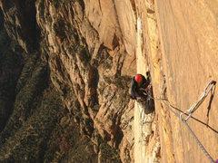Rock Climbing Photo: Matt Meinzer, Bad MOFO