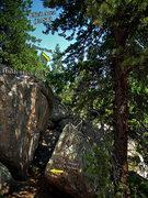 "Rock Climbing Photo: Photo beta for ""Mute"" on the ""Hush-..."