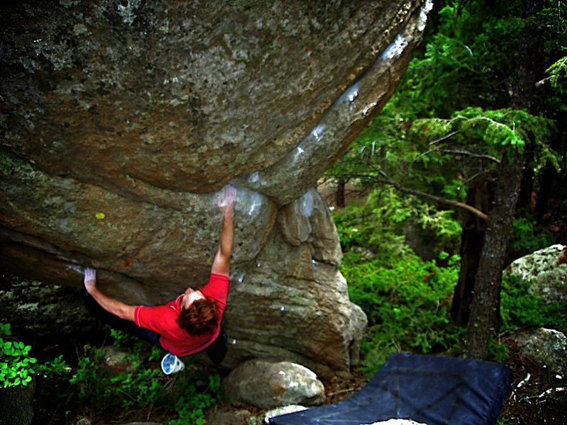 "Luke Childers on the F.A. of the new ""Elicit Area"" classic... ""Nothing But Everything."""