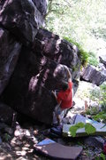 Rock Climbing Photo: Dobbe.