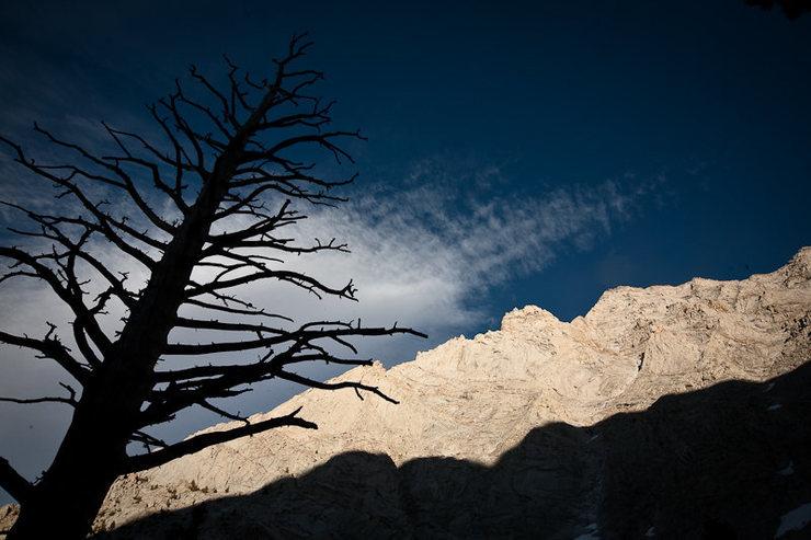 North Ridge, Lone Pine Peak