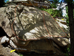 "Rock Climbing Photo: Photo beta for ""The Piano."""