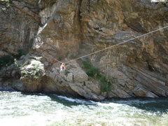 Rock Climbing Photo: The Tyrol.