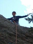 Rock Climbing Photo: haus rock keysone colorado