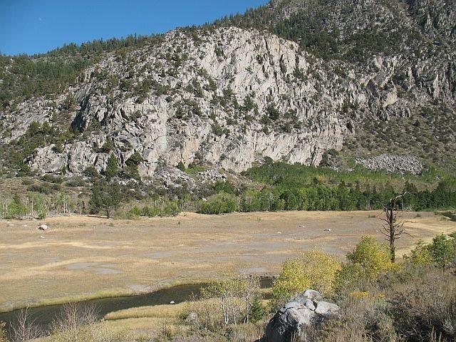 Scenery along the June Lake Loop, Sierra Eastside